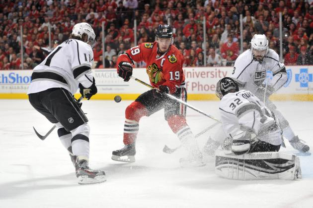 Los Angeles Kings vs. Chicago Blackhawks Game 2: Keys for Each Team