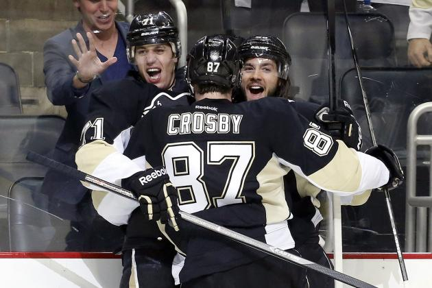 Projecting Pittsburgh Penguins' Forward Lines for the 2014-15 Season