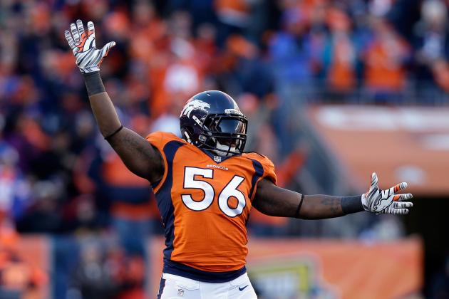 Denver Broncos Veterans Who Have Been Put on Notice This Offseason