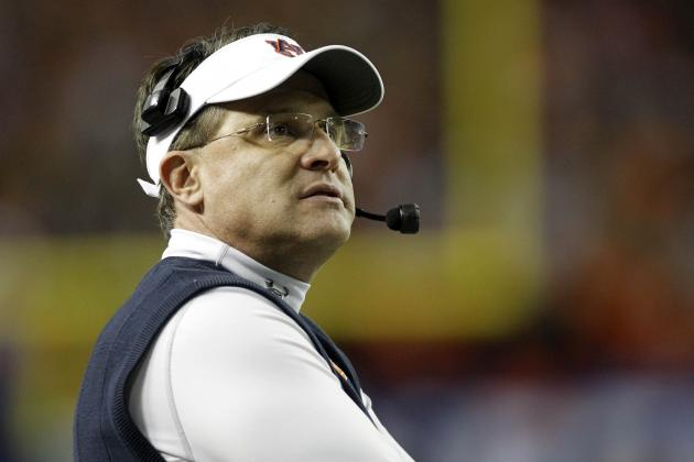 Auburn Football: Gus Malzahn's 6 Biggest Challenges for the Tigers in 2014