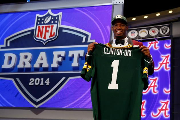 Ranking Green Bay Packers' Top Offseason Moves Following 2014 NFL Draft