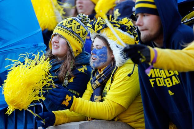 Michigan Football: Summer Grades for 2015 Recruiting Class