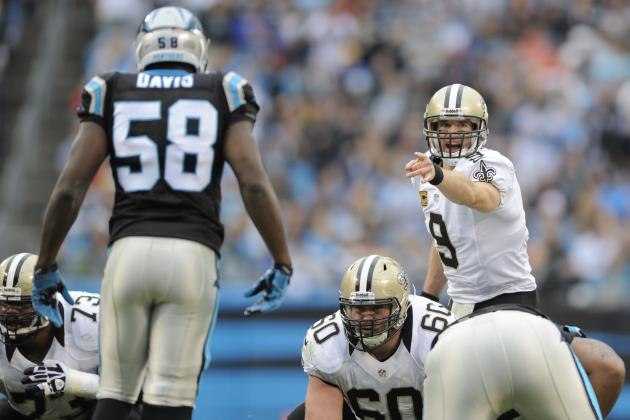Early NFC South Divisional Rankings and Projections