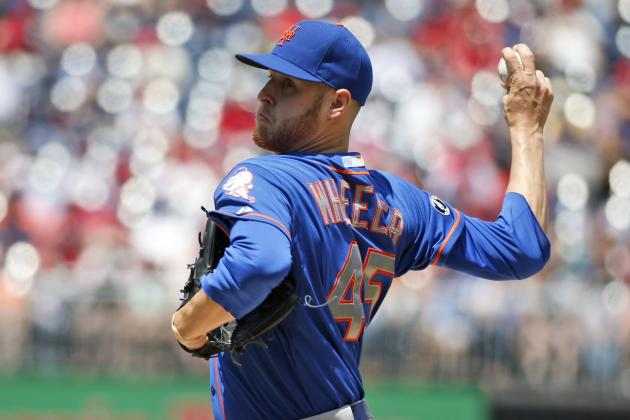 First-Quarter Grades for New York Mets