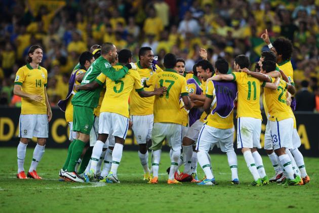 Brazil FIFA 2014 World Cup Team Guide