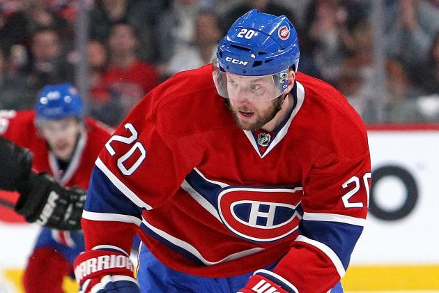 5 X-Factors in Montreal Canadiens' NHL Playoff Series vs. Rangers