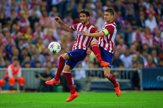 Grading Atletico vs. Real Madrid Champions League Final Players Head-to-Head