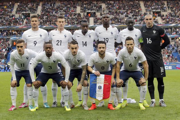 France World Cup 2014: Team Guide for FIFA Tournament