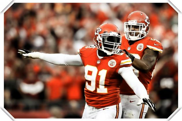Kansas City Chiefs Veterans Who Have Been Put on Notice This Offseason