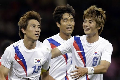 South Korea FIFA 2014 World Cup Team Guide