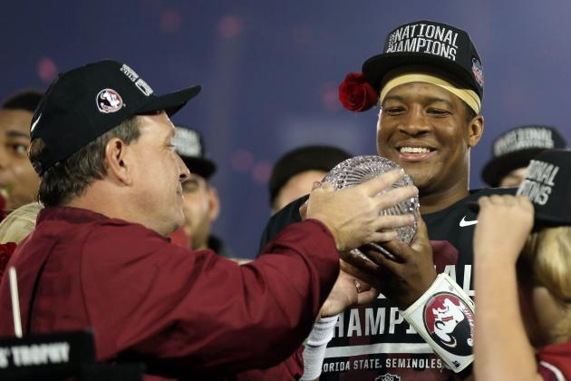 Best- and Worst-Case 2014 Scenarios for Each Top 25 College Football Team