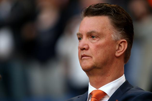 6 Big World Cup Decisions for Netherlands Boss Louis van Gaal