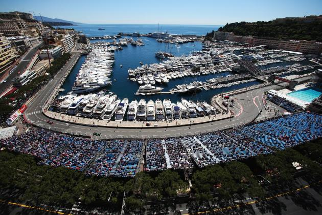 Monaco Grand Prix: How Each Corner of the Famous Circuit De Monaco Got Its Name