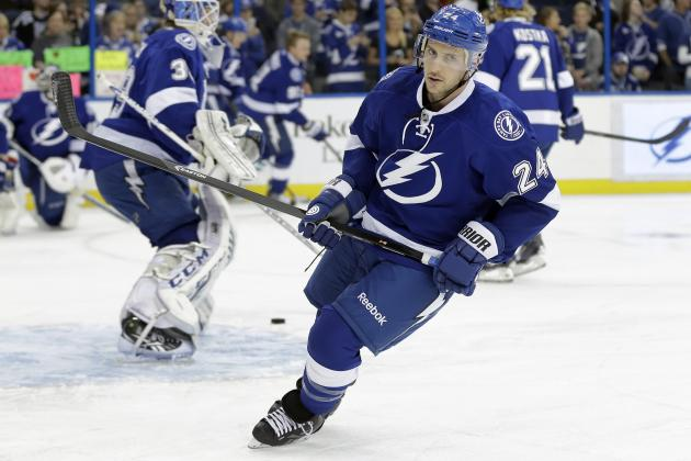 5 Free Agents Who Should Be on Tampa Bay Lightning's Wish List