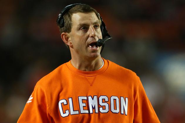 Clemson Football: Dabo Swinney's 5 Biggest Challenges for Tigers in 2014