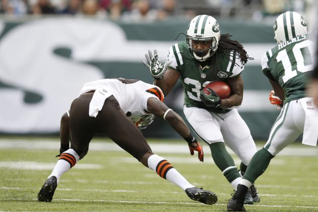 Full 2014 Fantasy Projections for New York Jets' Top Offensive Performers