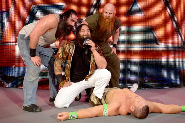 WWE Payback 2014: Best and Worst Moments so Far from Road to Event