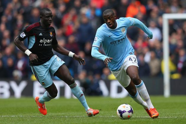 Power Ranking the Week's 20 Hottest Transfer Rumours: Yaya Toure Wants out