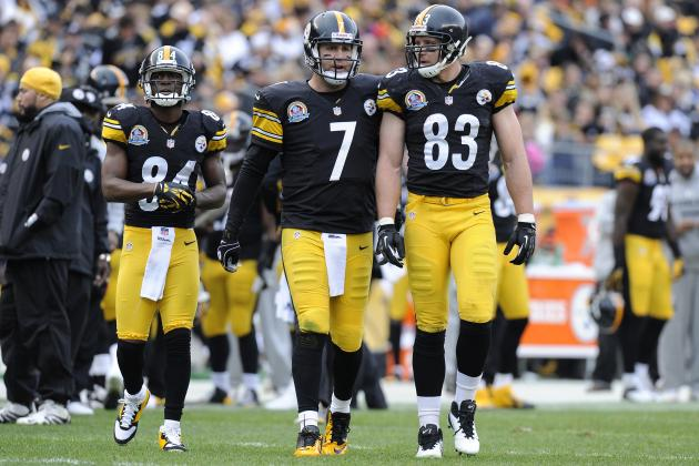 Full 2014 Fantasy Projections for Pittsburgh Steelers' Top Offensive Performers