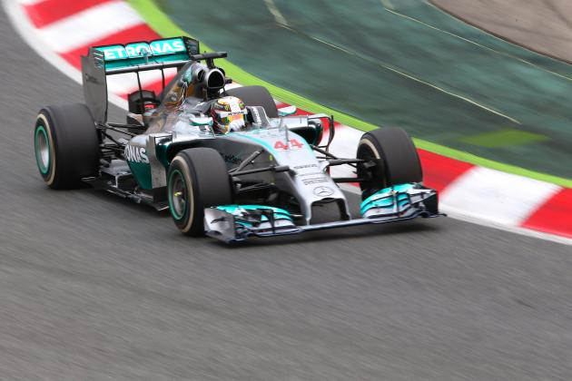 Monaco Formula 1 Grand Prix 2014: Results, Times for Practice and Qualifying