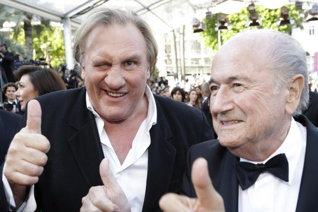 Scenes That May Be Omitted from the New Sepp Blatter Film 'United Passions'