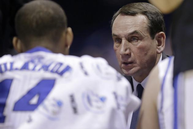 The Most Intriguing Teams to Monitor in the  2014 College Basketball Offseason
