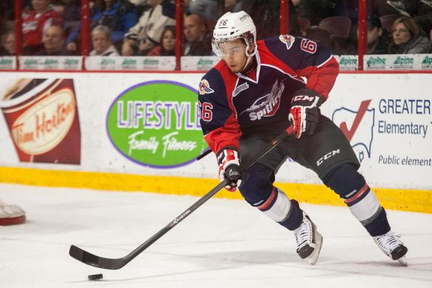 Goal Scorers Philadelphia Flyers Should Target in 2014 NHL Draft