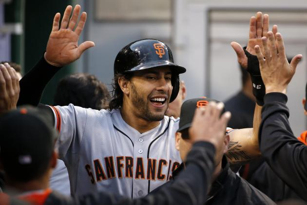The Anatomy of the S.F. Giants' Incredible Turnaround in 2014