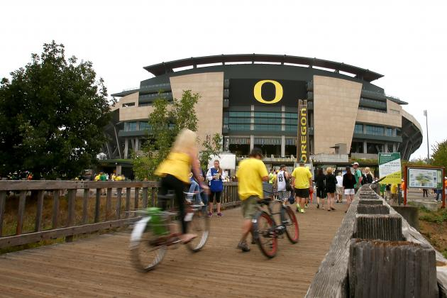 Oregon Football: Summer Grades for 2015 Recruiting Class