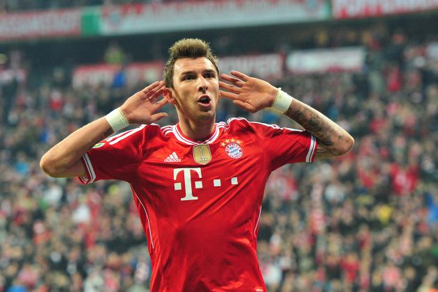 5 Potential New Clubs for Mario Mandzukic