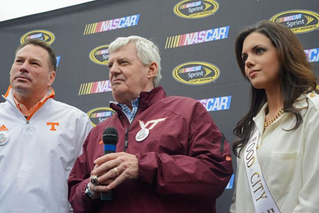 Virginia Tech Football: Frank Beamer's 3 Biggest Challenges for Hokies in 2014