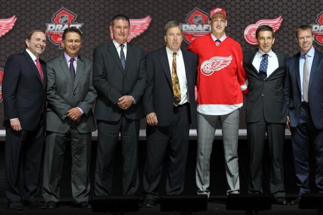 Goal Scorers Detroit Red Wings Should Target in 2014 NHL Draft