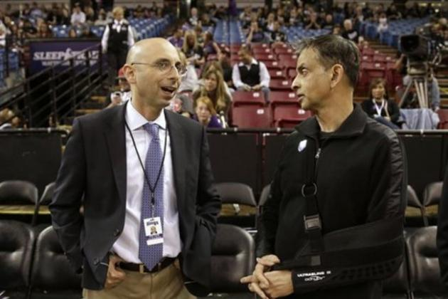 Best Potential Trade Packages and Scenarios for Sacramento Kings' No. 8 Pick