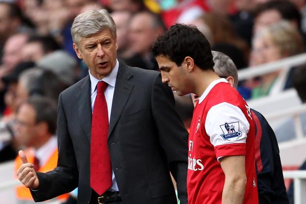 Paper News and Gossip: Arsenal Eye Cesc Fabregas Return, Mueller Rejects Man Utd
