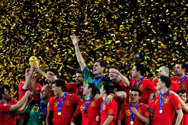 Spain FIFA 2014 World Cup Team Guide