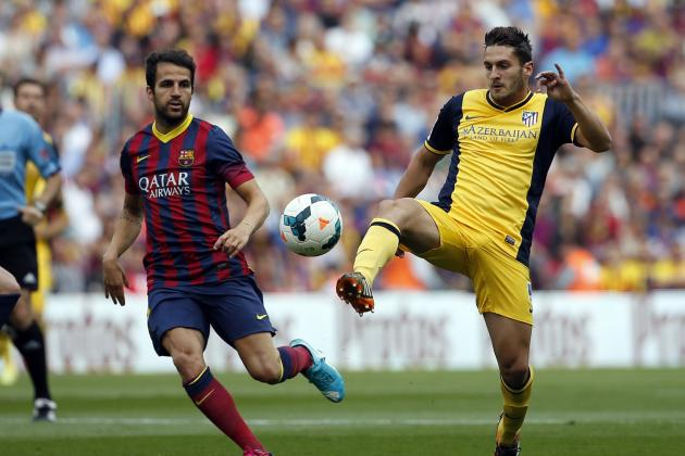 Barcelona Transfer News and Rumours Tracker: Week of May 26