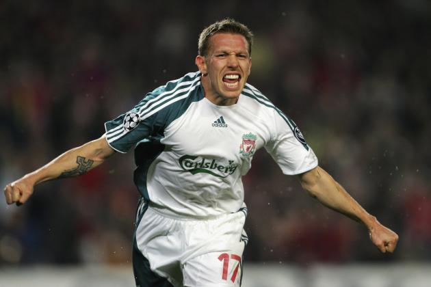 5 Greatest Craig Bellamy Moments for Liverpool