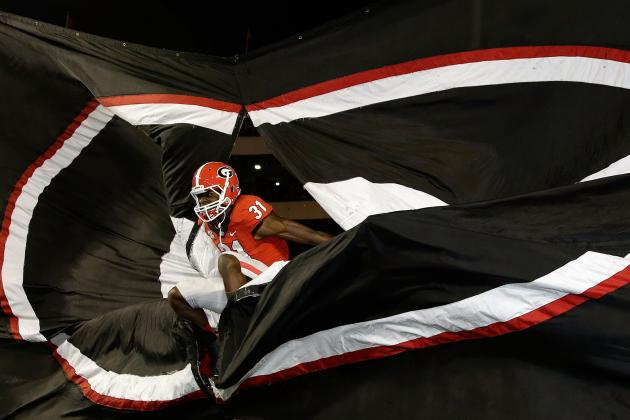 Georgia Football: Analysis of Dawgs' Rotating SEC Opposition for Next 5 Years