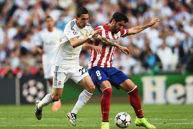 Di Maria's Decima Dream: Top 5 Players from Around the World This Weekend