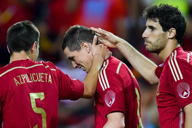 Spain vs. Bolivia: 6 Things We Learned