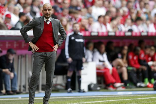 A Summer Blueprint for Bayern Munich Success Under Pep Guardiola Next Season