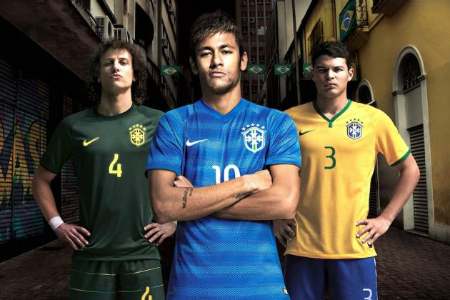 Power Ranking All 32 FIFA 2014 World Cup Away Kits