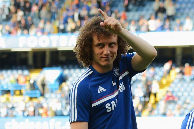 Where Should Jose Mourinho Spend Reported £50M David Luiz Transfer Fee?