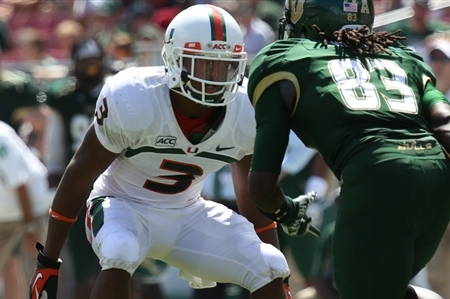 Miami Football Recruiting: 5 Former Blue-Chippers Who Will Finally Shine in 2014