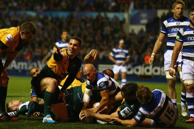 Northampton vs. Bath: Breaking Down How Northampton Won the Amlin Challenge Cup