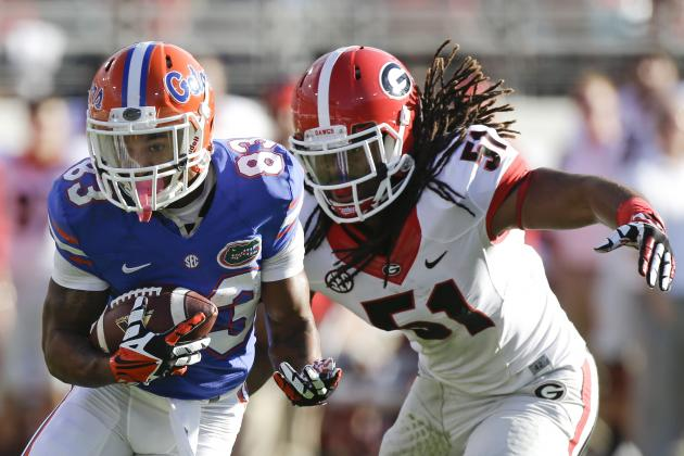 SEC Football: Ranking Best Defenders Heading into 2014 Season