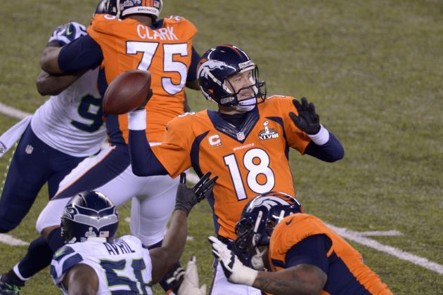 Full 2014 Fantasy Projections for Denver Broncos' Top Offensive Performers