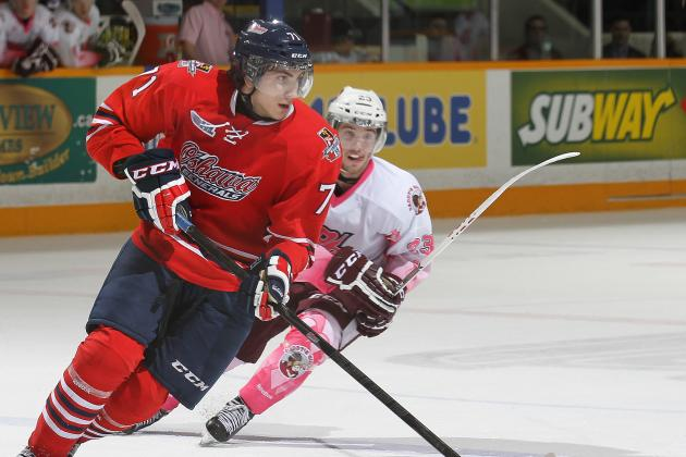 Ranking the 10 Best Wingers in the 2014 NHL Draft
