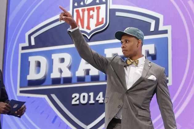 Philadelphia Eagles: Biggest Matchups Facing Jordan Matthews in Rookie Season