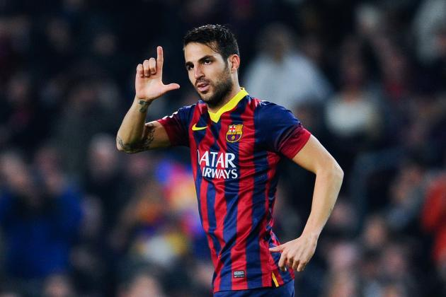 5 Reasons Why Manchester United Don't Need Cesc Fabregas